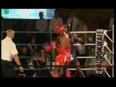 Booba boxe thai