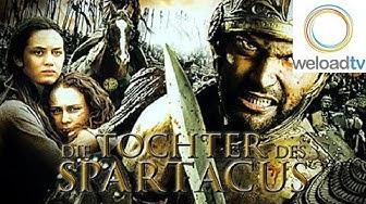 Die Tochter des Spartacus (Abenteuerfilme auf Deutsch anschauen in voller Länge)