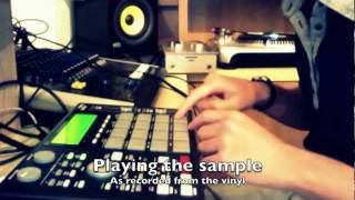 Akai MPC Beat 178 - Por causa de Voce (Ella Fitzgerald Sample)