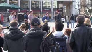 kollektiv22 in Frankfurt! / RECLAIM YOUR STREETS