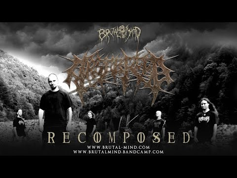 Arsebreed - Recomposed | Lyrics Video | Single | Brutal Mind 2020