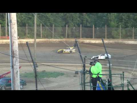 Moler Raceway Park   6.17.16   Diamond Cut Lawn Care Sport Mods   Heat 2