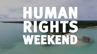Human Rights Watch Film Festival Trailer, Amsterdam 2019