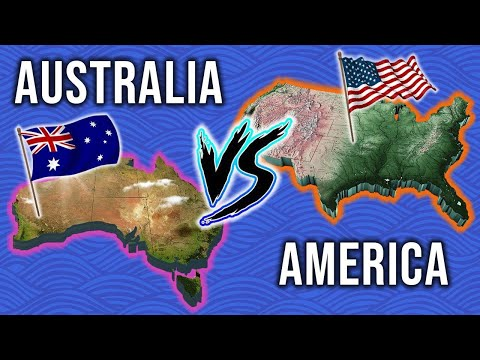 10 Reasons Australia Is Better Than America!!
