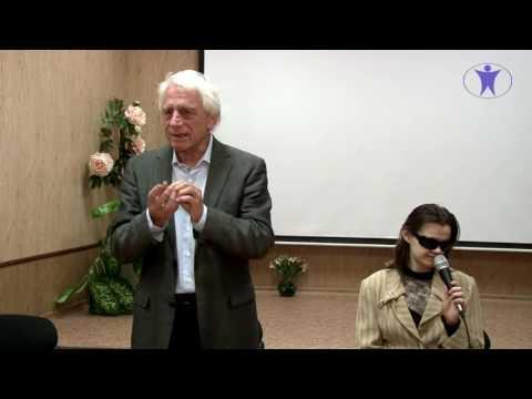 Шлях до наповненого життя - жити з внутрішньою згодою - лекція Альфрида Ленгле