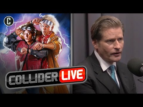 The Woody Show - Here's Why Crispin Glover is So Angry at Back to the Future Producer