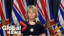 Coronavirus outbreak: B.C. confirms 66 new cases, no new deaths | FULL