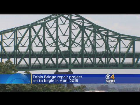 Tobin Bridge Restoration Project To Begin April 2018
