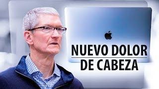 El nuevo dolor de cabeza de Apple