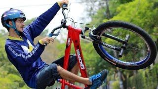 Suspensão ou Garfo rígido no Grau e RL? (Wheeling Bike)