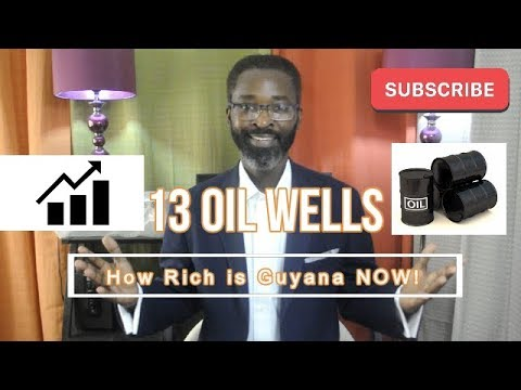 S5.E45 | 13 Oil Wells | How Rich is Guyana Now!