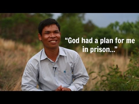 Christian Radio Reaches 100 Prisoners in Cambodia