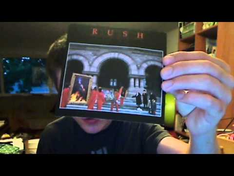 Rush Moving Pictures Vinyl