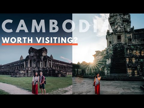 The Cambodia Surprise - Is Angkor Wat WORTH IT? (Honest Review) 🇰🇭