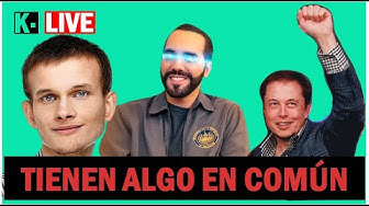 Imagen del video: ¿Qué tienen en común Elon Musk, Nayib Bukele y Vitalik Buterin?    Krolus