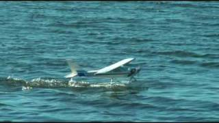 Thunder Tiger Cessna 177 Cardinal on Floats