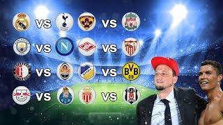 Champions League [🔴 Live] Konferenz RB vs Porto | Apoel vs BVB