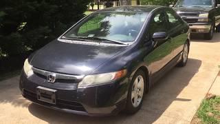 2008 Honda Civic Ex-L Intermittent A/C fix