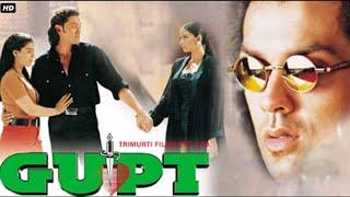 Gupt Full movie - Hindi Movie Boby Deol Manisha Koirala kajol gupt The Hidden full Review and fact Thumb