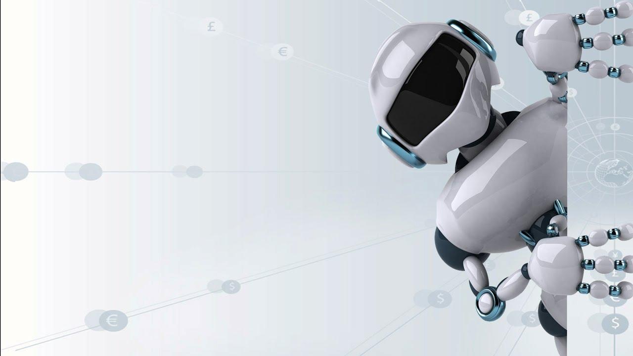 robotics backgrounds - 1280×720