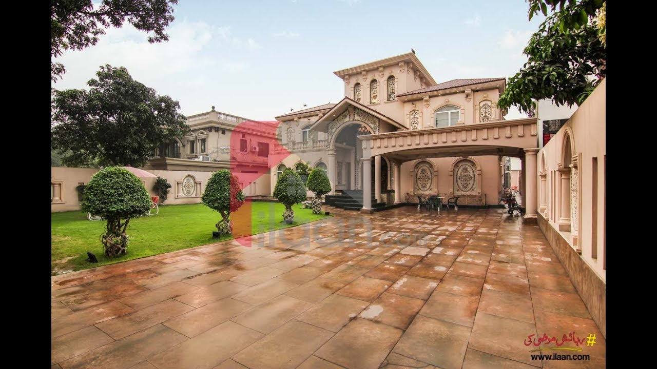 3 Kanal Luxurious Royal Palace For Sale In Model Town Lahore Pakistan Ilaancom
