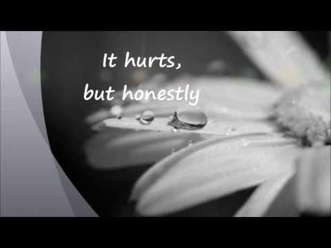 Ryan Tedder - Fading Photographs - Lyrics (On Screen)