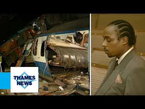 The Cannon Street Station Crash   Full Report, Conclusion & Effects   Thames News Archive Footage