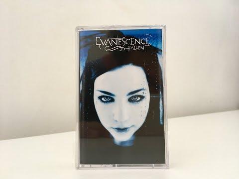 Evanescence Fallen Cassette (K7) Unboxing