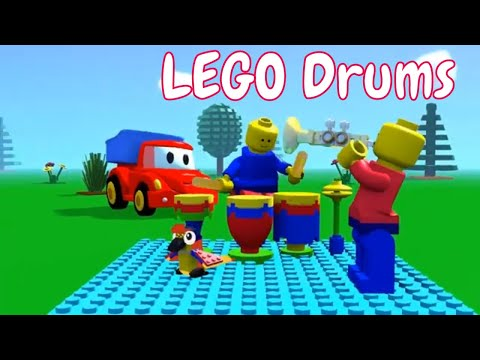 LEGO Drums |  Song And Play | DiDaDuTv