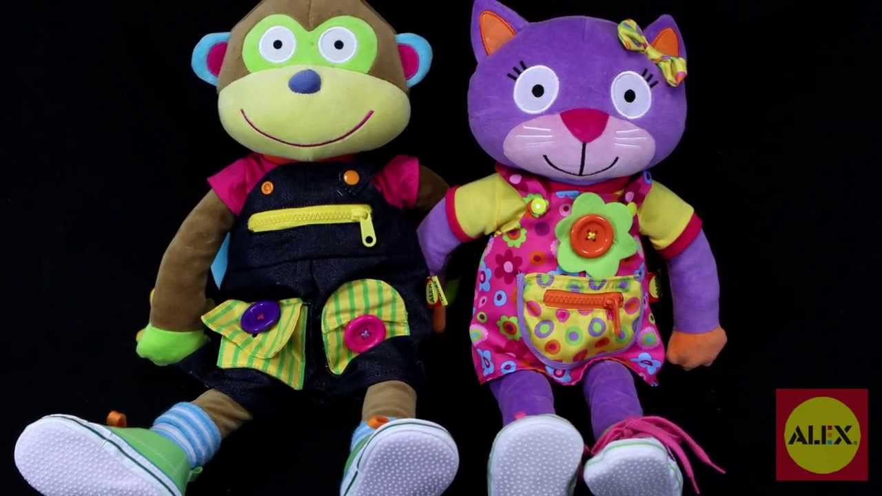 Amazon.com: learn to dress toys: Toys & Games