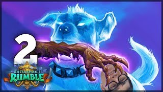 Priest Arena Has Been Buffed! P2 | Amaz Hearthstone
