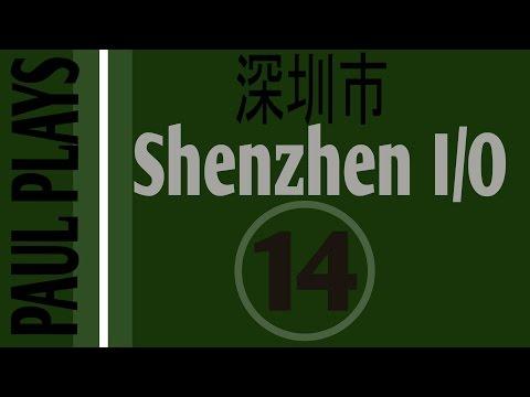Paul Plays Shenzhen I/O - 14 - Aquaponics Maintenance Robot