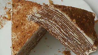 Необычный тортик! Не думала, что так вкусно!