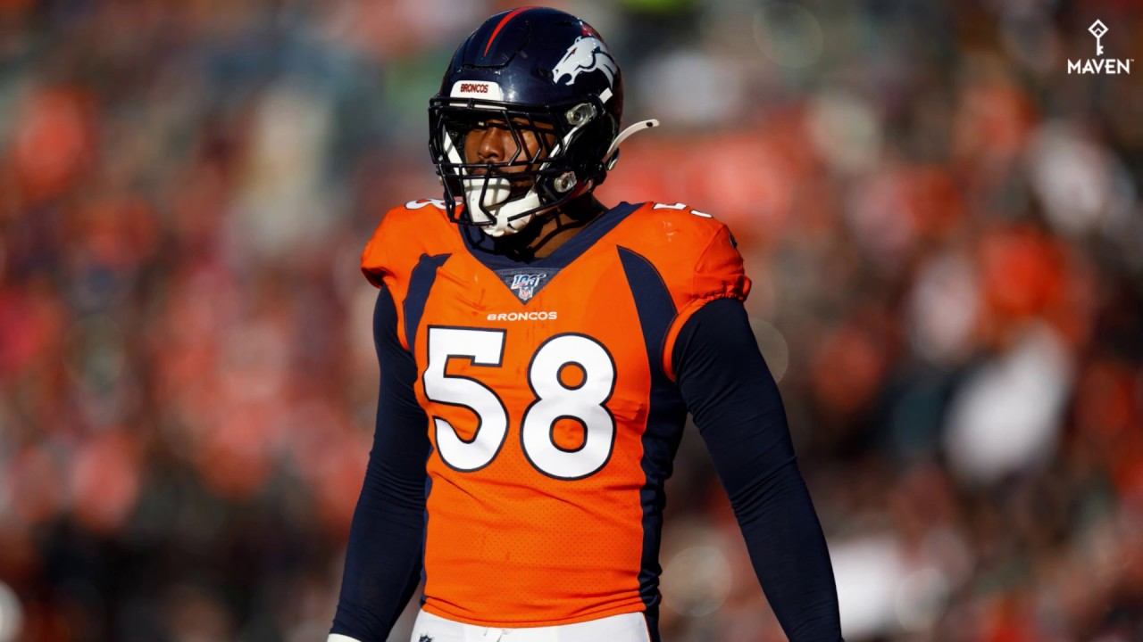 'Take this seriously': NFL star Von Miller says he's tested positive for ...