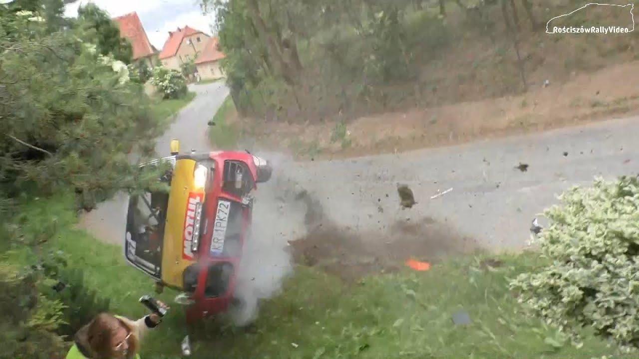 Download II Marten Rajd Strzeliński 2021 Action & Big Crash by RRV
