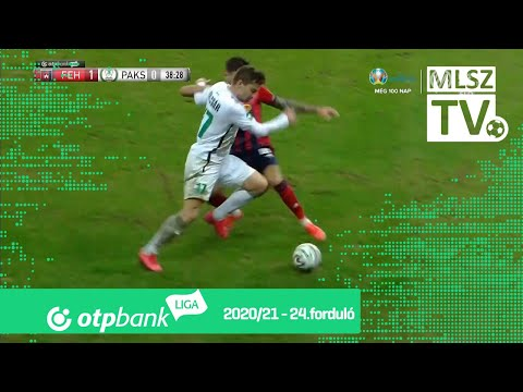 MOL Vidi Paks Goals And Highlights