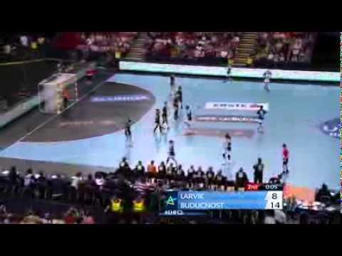 Larvik NOR vs  ŽRK Budućnost MNE   Final Women's EHF Champions League   Full match 10 05 2015