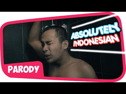 ABSOLUTELY INDONESIAN !! Wkwkwkw collab with Cindy Gulla n Duo Harbatah