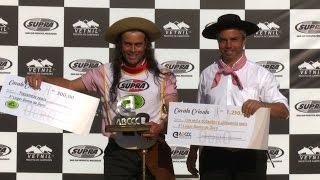 Ricardo Perez - 3º Lugar na Doma de Ouro 2016