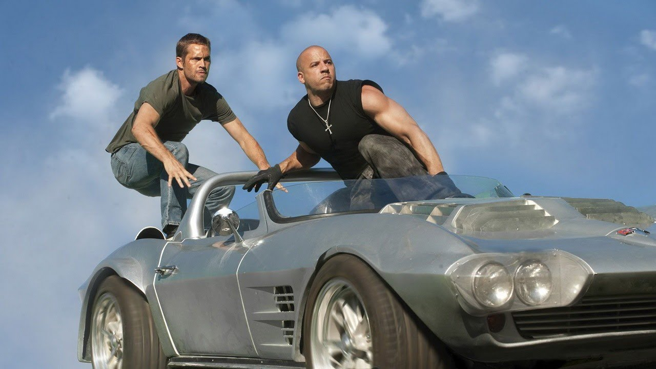 fast and furious action