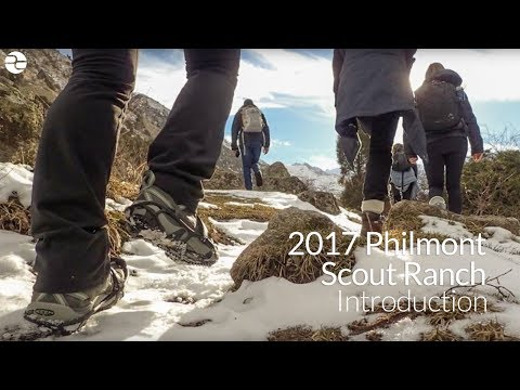 2017 Philmont Scout Ranch Introduction