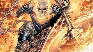A History of Comic Heroes: Ghost Rider (Johnny Blaze)