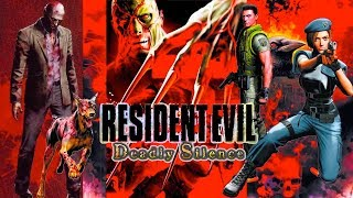 10 Awesome Facts On RESIDENT EVIL DS