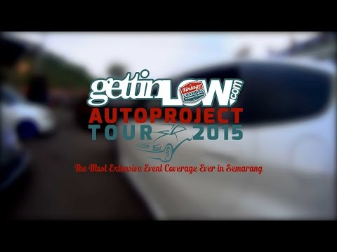 GettinLow Auto Project Tour 2015 #2 Semarang