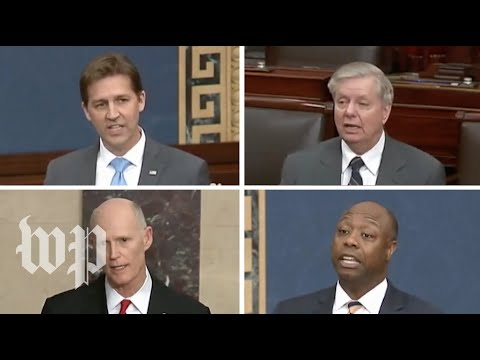 Why these four Republicans oppose the Senate's coronavirus stimulus bill