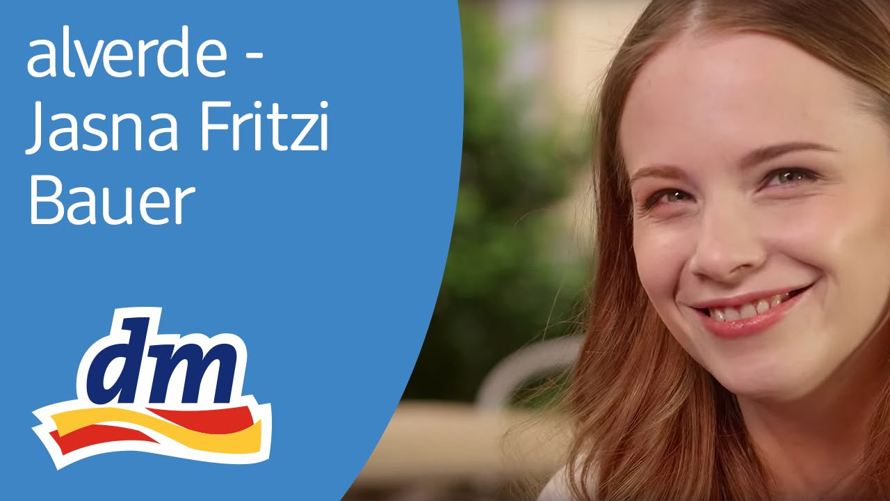 alverde Magazin - Interview des Monats mit Jasna Fritzi Bauer