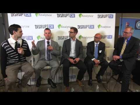 """DisruptCRE NYC 2015 - """"OVERTIME"""" - Technologies Connecting Us to Buildings of the Future"""