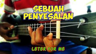 SEBUAH PENYESALAN - LETTER FOR ME UKULELE SENAR 4   By RD Channel