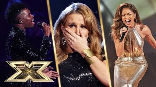 Powerhouse Performances! | The X Factor UK