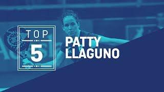 Top 5 Patty Llaguno | World Padel Tour